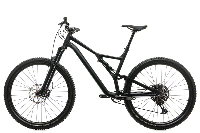 Specialized Stumpjumper ST Alloy 29 Mountain Bike - 2020, X-Large non-drive side