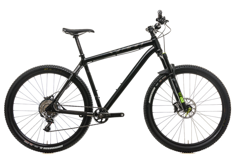 Yeti Big Top Mountain Bike - 2014, X-Large drive side