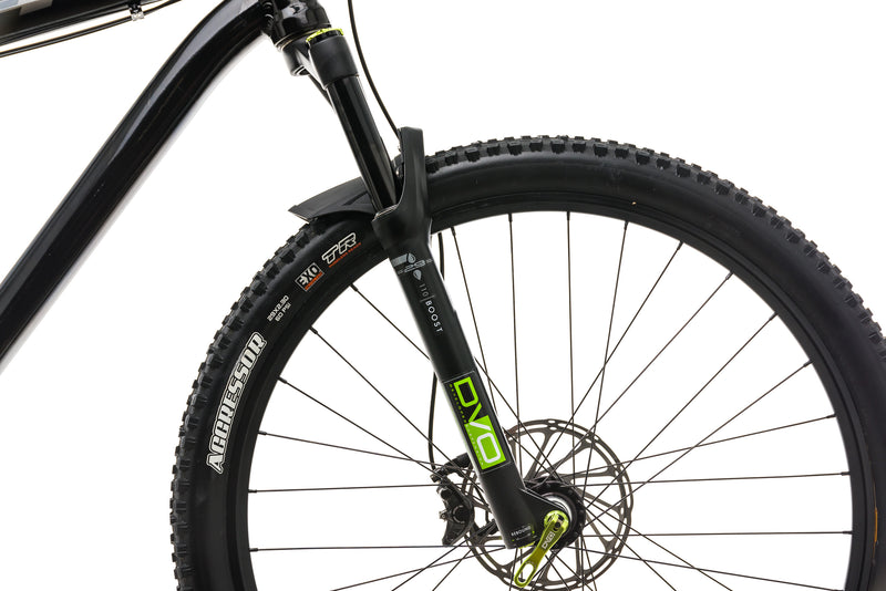 Yeti Big Top Mountain Bike - 2014, X-Large front wheel
