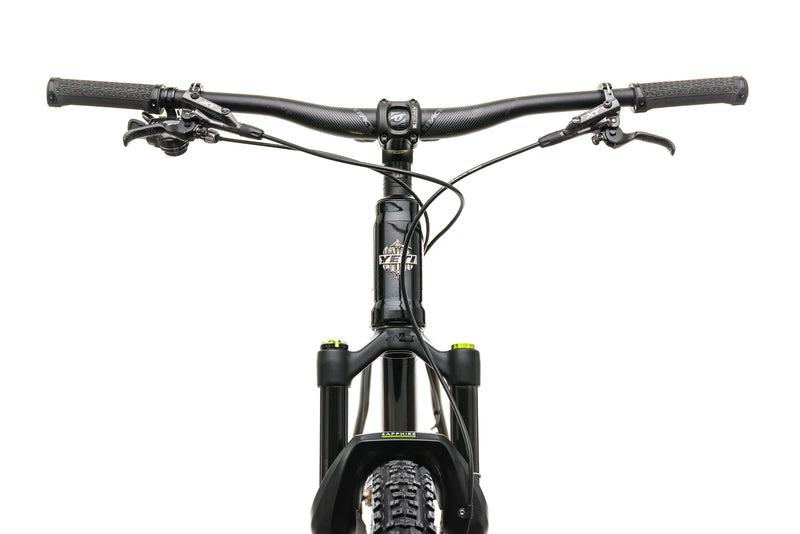 Yeti Big Top Mountain Bike - 2014, X-Large cockpit