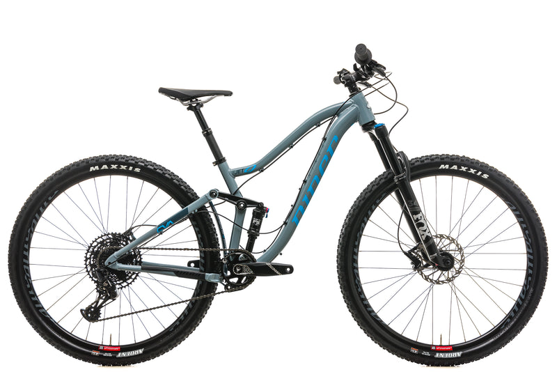 Niner Jet 9 Mountain Bike - 2019, Small drive side