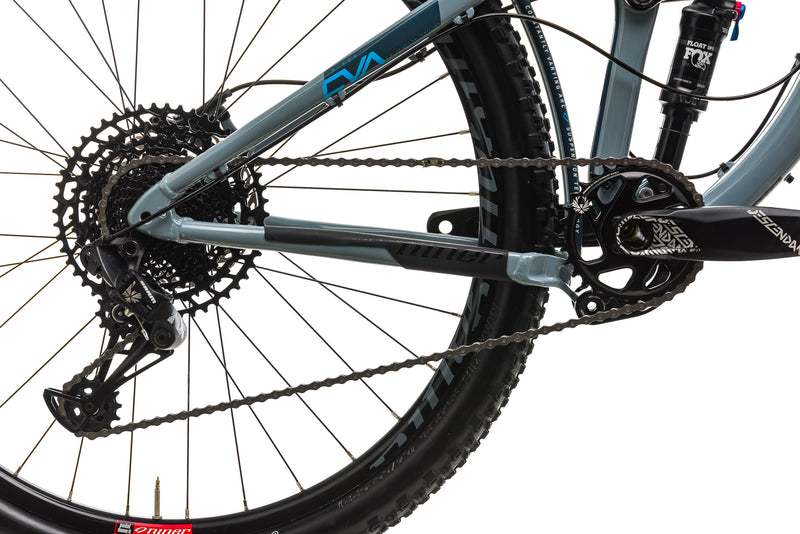 Niner Jet 9 Mountain Bike - 2019, Small drivetrain