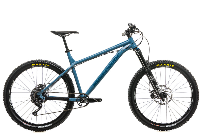 Nukeproof Scout 275 Mountain Bike - 2018, X-Large drive side
