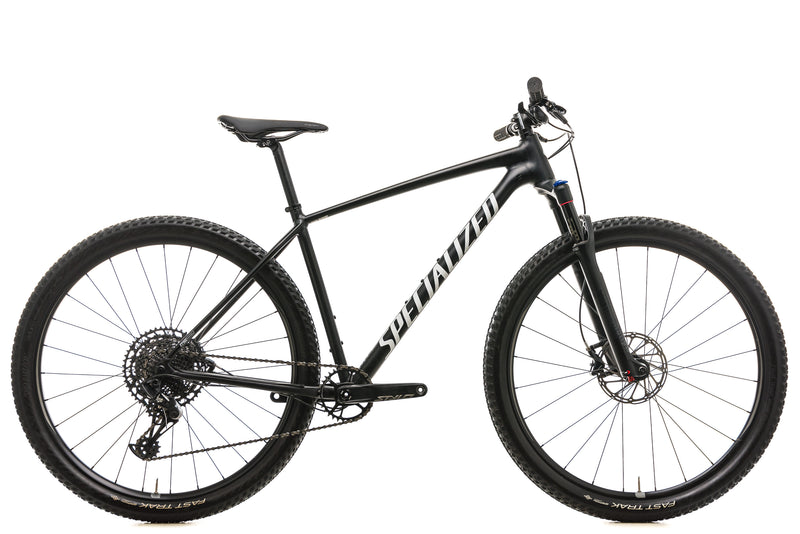 Specialized Chisel Expert Mountain Bike - 2019, Large drive side