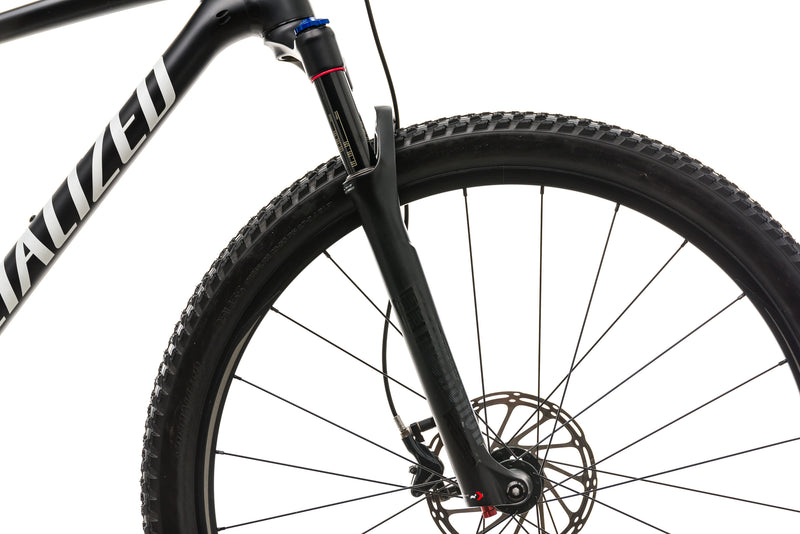 Specialized Chisel Expert Mountain Bike - 2019, Large front wheel