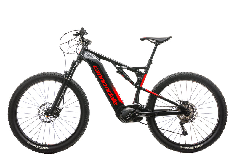 Cannondale Cujo NEO 130 4 Mountain E-Bike - 2019, Large non-drive side