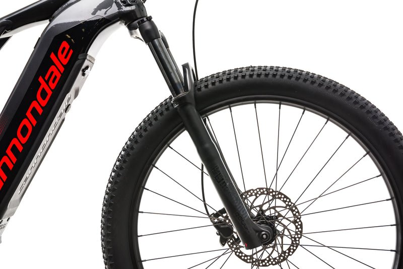 Cannondale Cujo NEO 130 4 Mountain E-Bike - 2019, Large cockpit