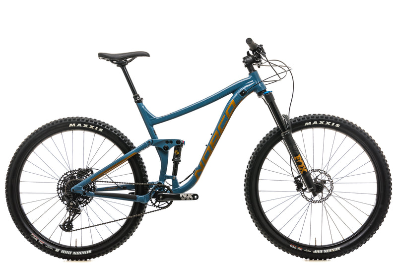 Norco Sight A9 Mountain Bike - 2019, X-Large drive side