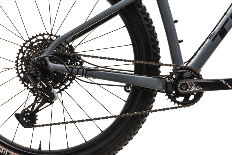 "Trek Roscoe 8 Mountain Bike - 2019, 17.5"" drivetrain"