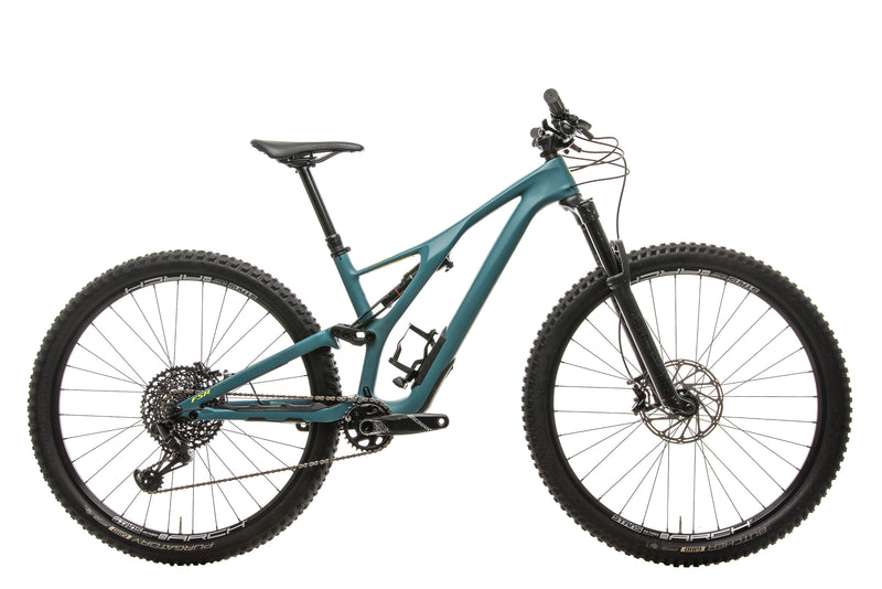 Specialized Stumpjumper ST Expert 29 Mens Mountain Bike - 2019, Medium drive side
