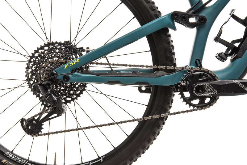 Specialized Stumpjumper ST Expert 29 Mens Mountain Bike - 2019, Medium drivetrain