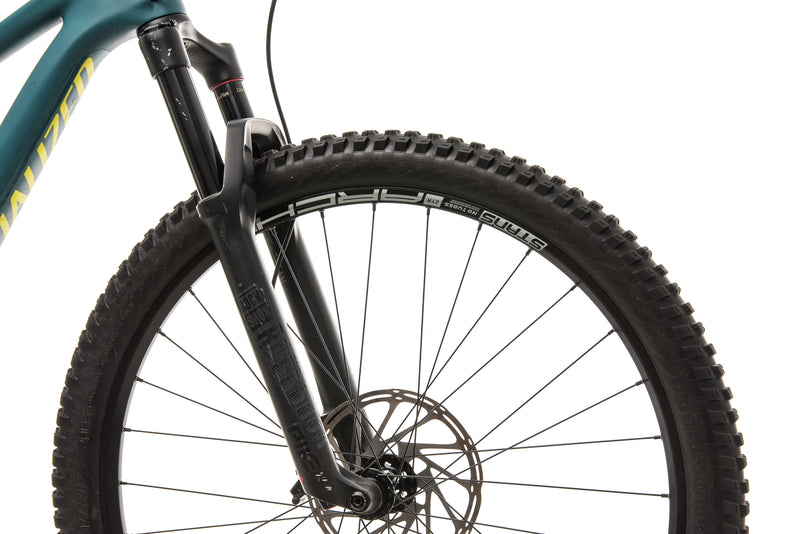 Specialized Stumpjumper ST Expert 29 Mens Mountain Bike - 2019, Medium cockpit