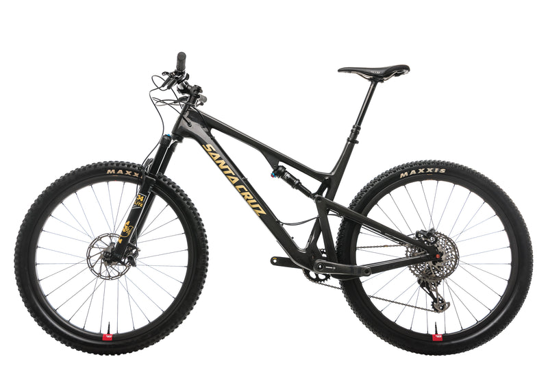 Santa Cruz Tallboy CC Mountain Bike - 2018, XX-Large non-drive side