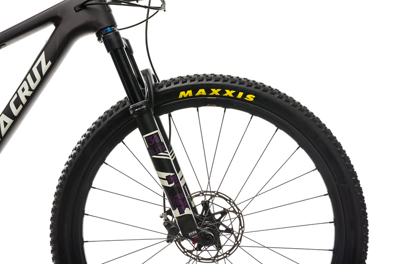 Santa Cruz Blur TR CC Mountain Bike - 2019, Medium cockpit