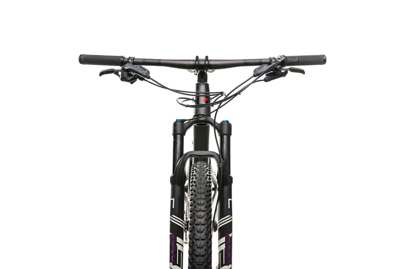 Santa Cruz Blur TR CC Mountain Bike - 2019, Medium crank