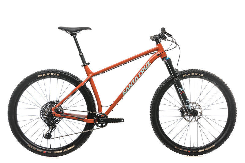Santa Cruz Chameleon AL S Mountain Bike - 2019, X-Large drive side