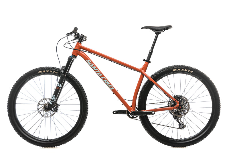 Santa Cruz Chameleon AL S Mountain Bike - 2019, X-Large non-drive side