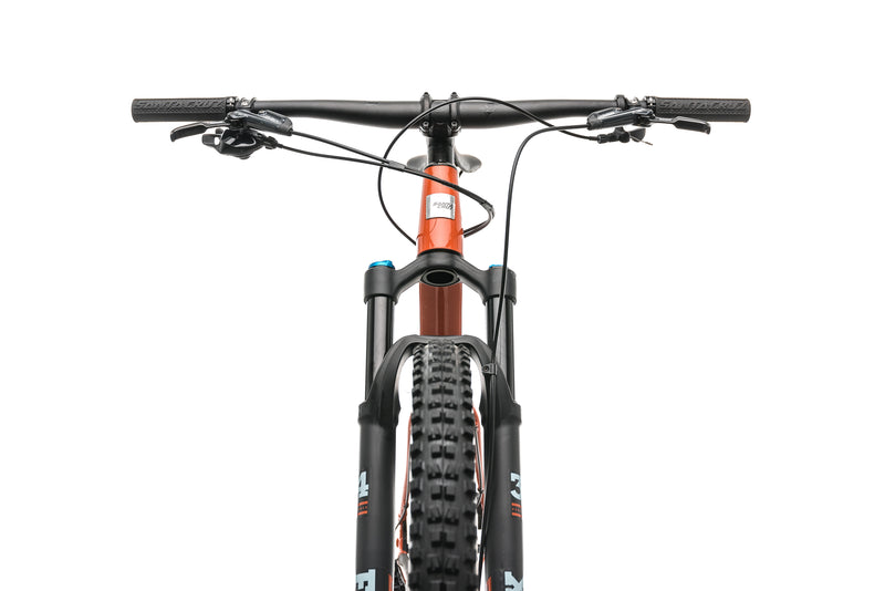 Santa Cruz Chameleon AL S Mountain Bike - 2019, X-Large cockpit