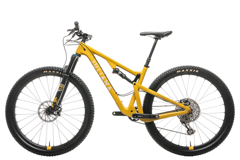 Juliana Joplin CC Womens Mountain Bike - 2019, Medium non-drive side
