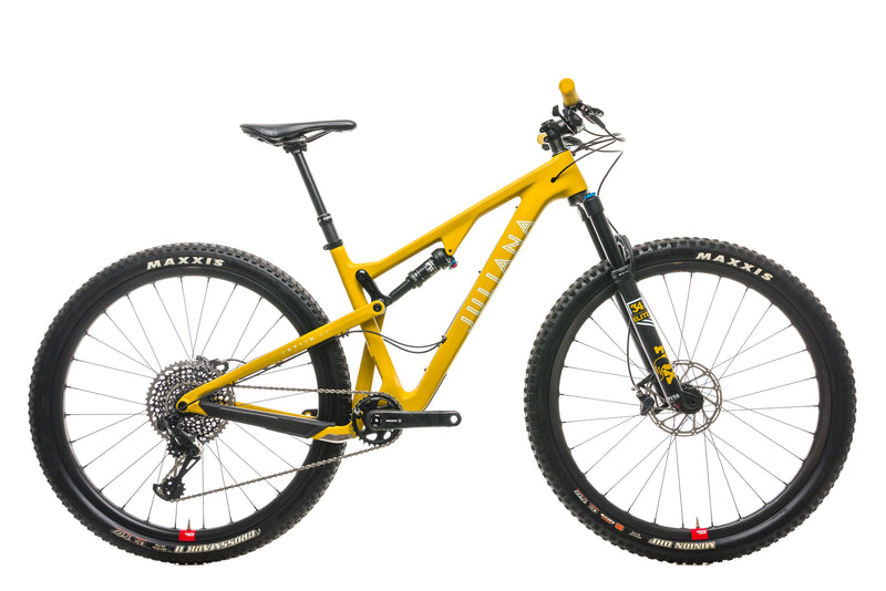 Juliana Joplin CC Womens Mountain Bike - 2019, Medium drive side