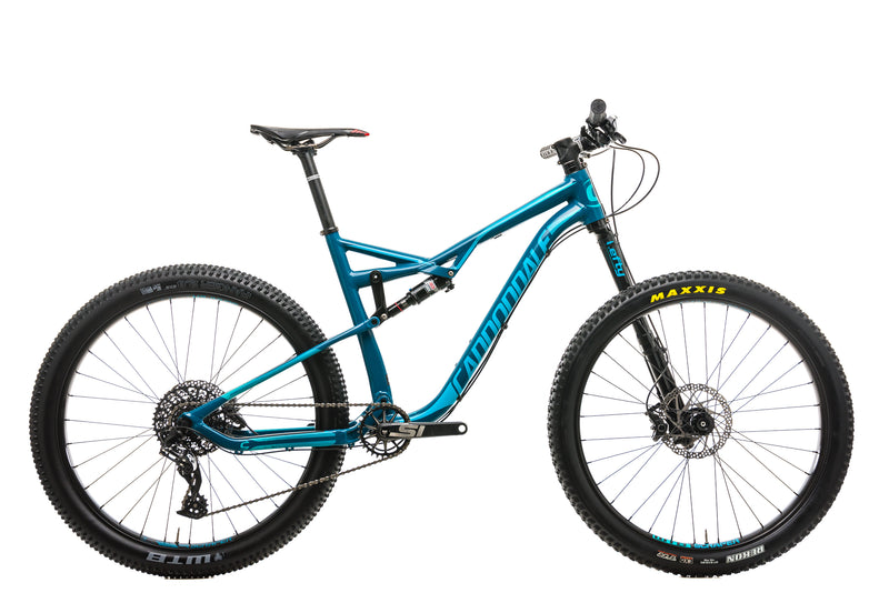Cannondale Bad Habit 1 Mountain Bike - 2017, Large drive side