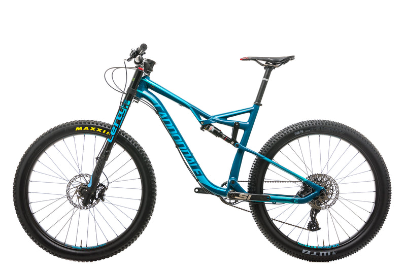 Cannondale Bad Habit 1 Mountain Bike - 2017, Large non-drive side