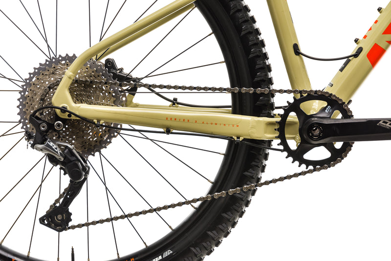 Marin San Quentin 3 Mountain Bike - 2019, Small drivetrain