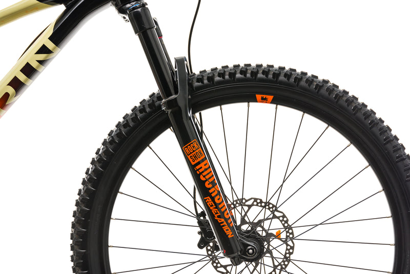 Marin San Quentin 3 Mountain Bike - 2019, Small front wheel