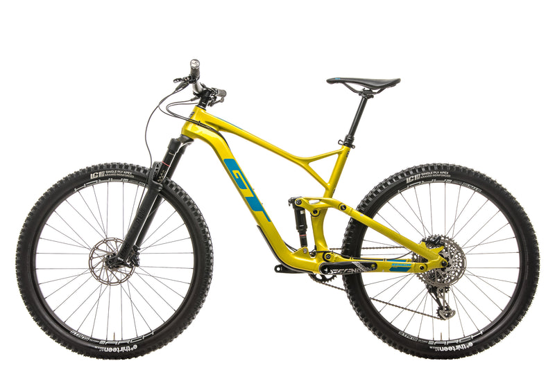 GT Sensor Carbon Pro Mountain Bike - 2019, Medium non-drive side