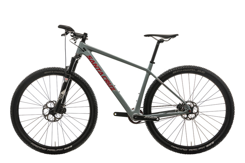 Santa Cruz Highball 29 CC Mountain Bike - 2017, Large non-drive side