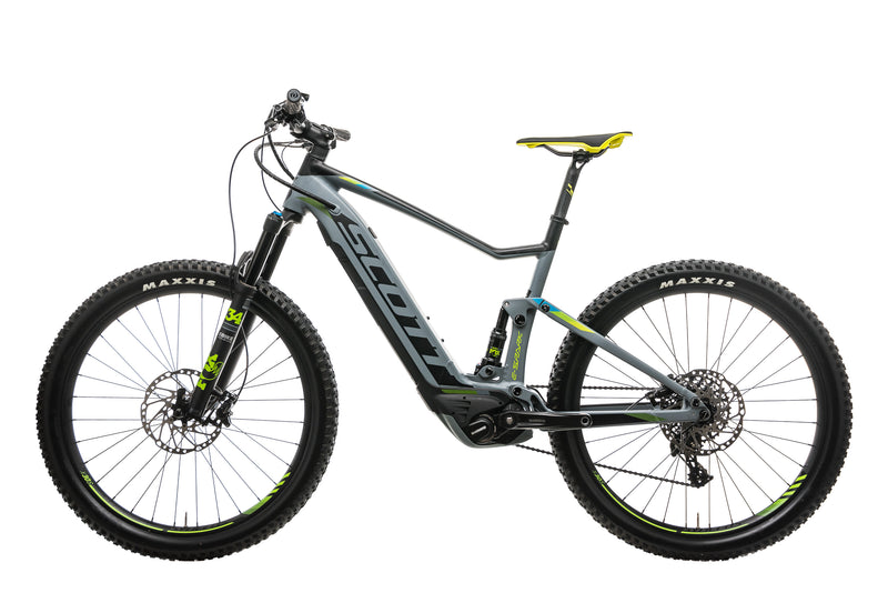 Scott E-Spark 720 Mountain E-Bike - 2018, Large non-drive side