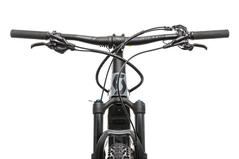 Scott E-Spark 720 Mountain E-Bike - 2018, Large crank
