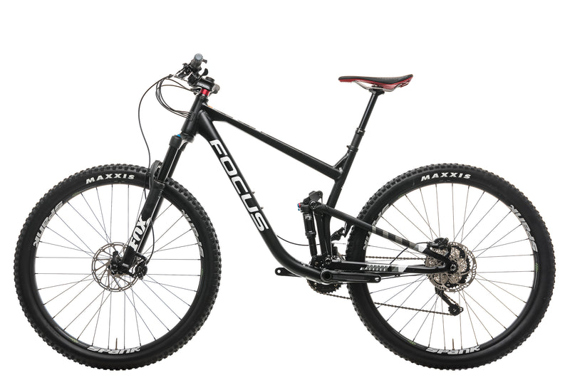 Focus Jam Elite 29 Mountain Bike - 2018, Large non-drive side