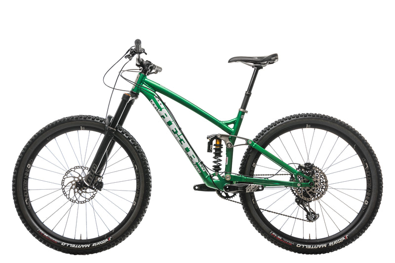 Reeb Cycles Sqweeb V2 Mountain Bike - 2019, Medium non-drive side