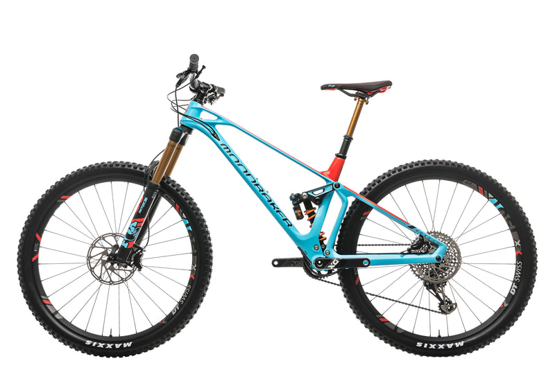 Mondraker Foxy Carbon XR 29 Mountain Bike - 2019, Medium non-drive side