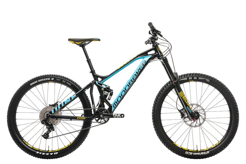 Mondraker Dune Mountain Bike - 2018, Small drive side