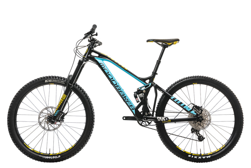 Mondraker Dune Mountain Bike - 2018, Small non-drive side