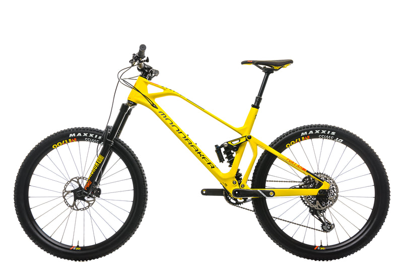 Mondraker Foxy Carbon XR Mountain Bike - 2018, Large non-drive side