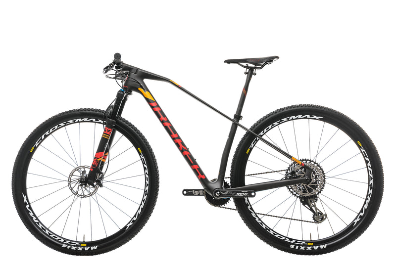 Mondraker Podium R Mountain Bike - 2018, Small non-drive side