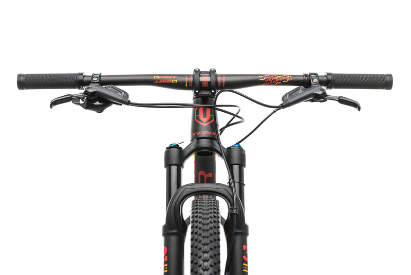 Mondraker Podium R Mountain Bike - 2018, Small cockpit