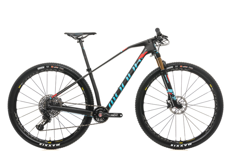 Mondraker Podium Carbon RR Mountain Bike - 2018, Small drive side
