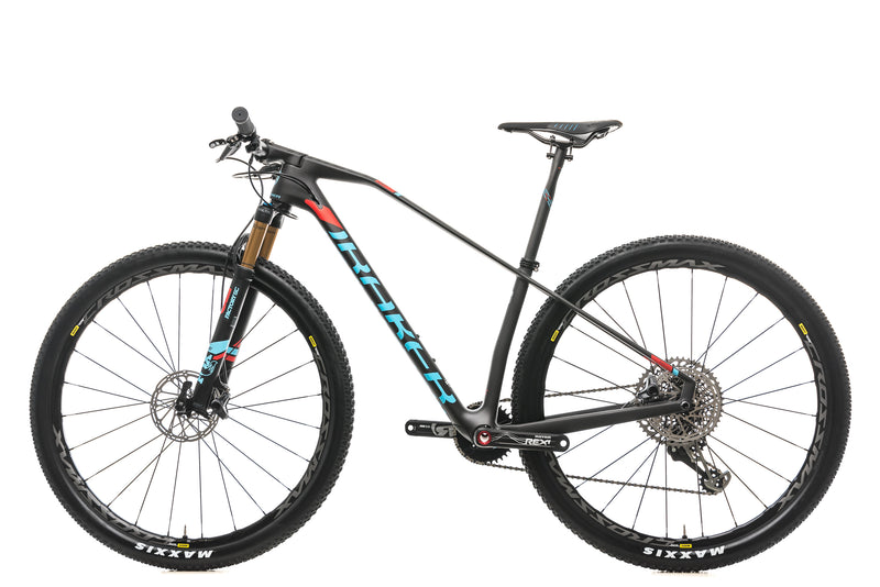 Mondraker Podium Carbon RR Mountain Bike - 2018, Small non-drive side