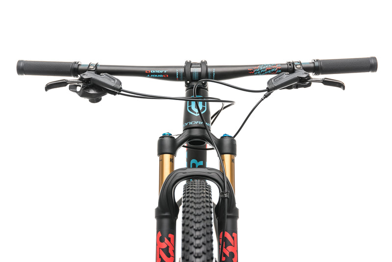 Mondraker Podium Carbon RR Mountain Bike - 2018, Small cockpit