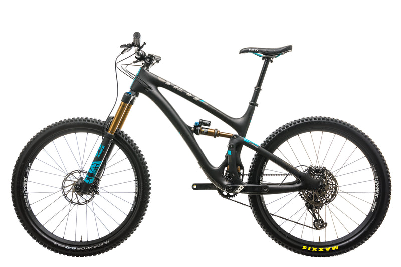 2018 Yeti SB6 Turq X01 Mountain Bike - 2018, Medium non-drive side