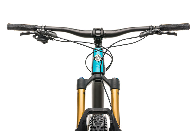 2018 Yeti SB6 Turq X01 Mountain Bike - 2018, Medium crank