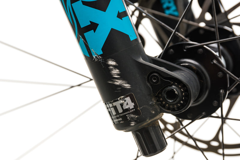 2018 Yeti SB6 Turq X01 Mountain Bike - 2018, Medium detail 2