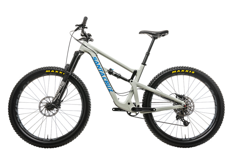Santa Cruz Hightower C Mountain Bike - 2018, Medium non-drive side