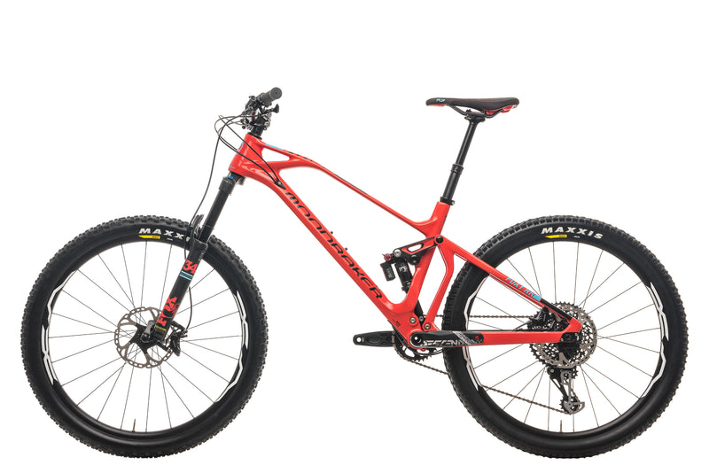 Mondraker Foxy Carbon RR Mountain Bike - 2018, Medium non-drive side