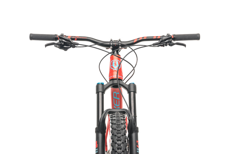 Mondraker Foxy Carbon RR Mountain Bike - 2018, Medium crank