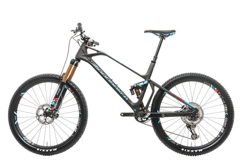Mondraker Foxy Carbon RR SL Mountain Bike - 2018, Large non-drive side